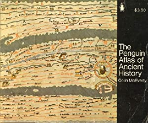 THE PENGUIN ATLAS OF ANCIENT HISTORY: McEVEDY COLIN