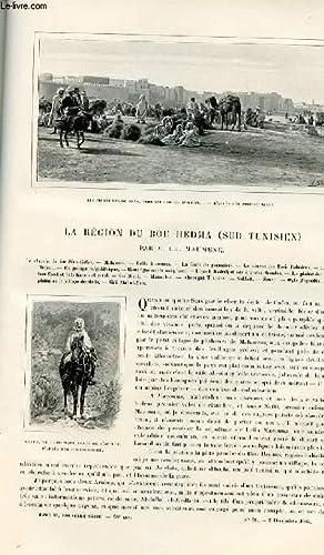 Le tour du monde - journal des voyages - nouvelle série- livraison n°48 - La ré...