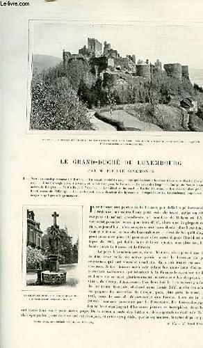 Le tour du monde - journal des: CHARTON Edouard