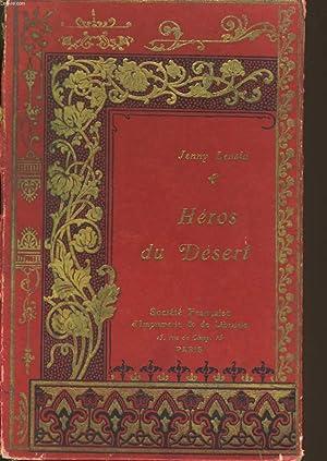 LE HEROS DU DESERT.: JENNY LENSIA.