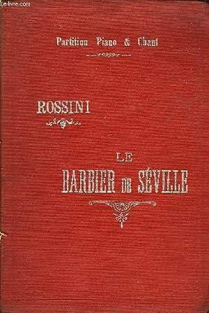 LE BARBIER DE SEVILLE: ROSSINI