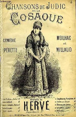 LA COSAQUE: HERVE / MEILHAC / MILLAUD