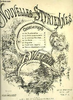 LES TOUTERELLES: WEKERLIN J. B. / MOUSSET Félix