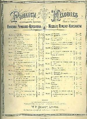 ROSSIGNOLS, MOUCHERONS, TOUT SE TAIT: RIMSKY-KORSAKOFF N.