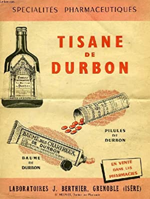 TISANE DE DURBON: COLLECTIF