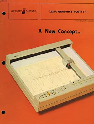 7221A GRAPHICS PLOTTER: COLLECTIF