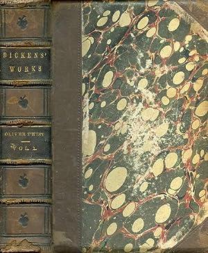 OLIVER TWIST, VOLUME I: DICKENS Charles