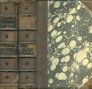 THE OLD CURIOSITY SHOP, 2 VOLUMES: DICKENS Charles