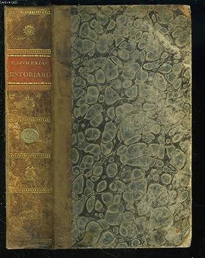 HISTORIARUM ab urbe condita libri, qui supersunt, omnes. TOMUS DECIMUS QUARTUS. (TOME XIV).: T. ...