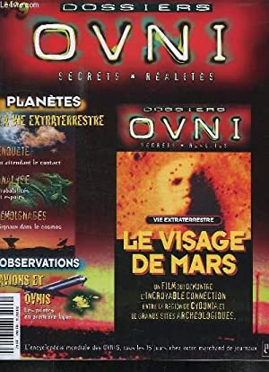 Dossiers OVNI, Secrets - Réalités N°9 : Le visage de Mars, probabilités et...
