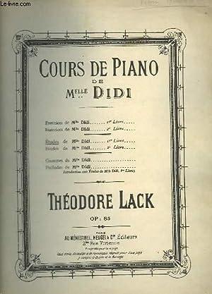 COURS DE PIANO DE MELLE DIDI -: LACK THEODORE
