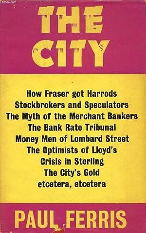 THE CITY: FERRIS Paul