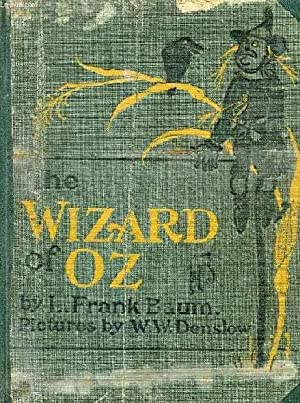 THE NEW WIZARD OF OZ: BAUM L. FRANK,