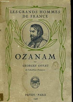 OZANAM: GOYAU Georges