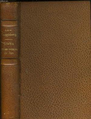 SIMBA VIE ET MOEURS DU LION: GUGGISBERG C.A.W.