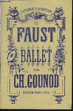 FAUST BALLET: GOUNOD Ch.