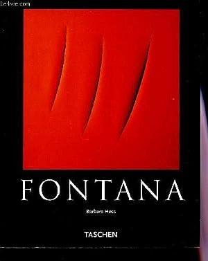"LUCIO FONTANA (18899-1968) - ""UN FAIT NOUVEAU: HESS, BARBARA"