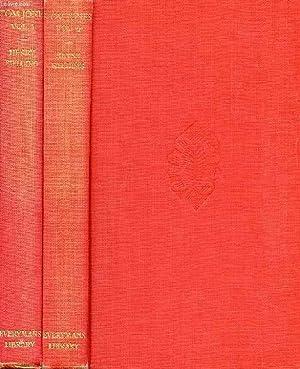 THE HISTORY OF TOM JONES, 2 VOLUMES: FIELDING HENRY