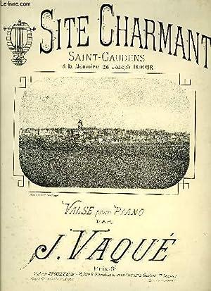 SITE CHARMANT: VAQUE J.