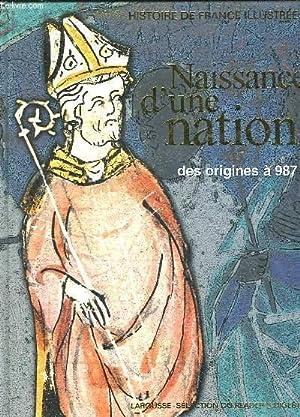 HISTOIRE DE FRANCE ILLUSTREE - 6 VOLUMES: SALLES CATHERINE