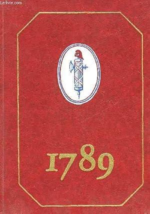 1789: CHAUSSINAND-NOGARET GUY