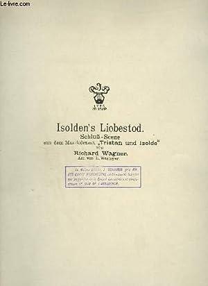 ISOLDEN'S LIEBESTOD / LA MORT D'YSEULT /: WAGNER RICHARD /