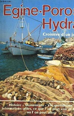 EGINE POROS HYDRA CROISIERE D'UN JOUR.: COLLECTIF