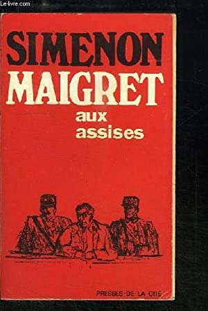 Maigret aux assises: SIMENON