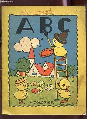ABC - A COLORIER .: DAUPHIN JANINE