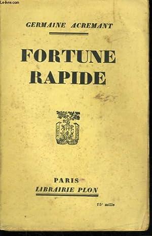 FORTUNE RAPIDE: ACREMANT Germaine