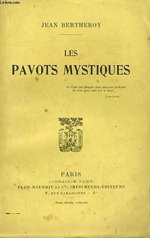 LES PAVOTS MYSTIQUES: BERTHEROY Jean