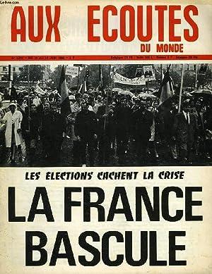 AUX ECOUTES DU MONDE, N° 2.291, DU 10 AU 16 JUIN 1968: COLLECTIF