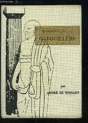 Radieux de la Gâtouillère: WISSANT André de