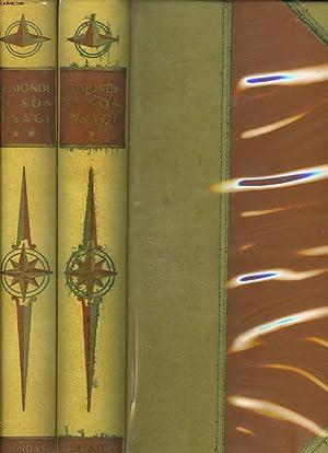 LE MONDE ET SON VISAGE. TOMES I ET II.: P. SERRYN, R. BLASSELLE, M. BONNET, R. CAUET