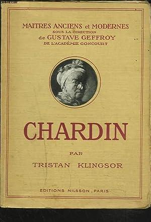 CHARDIN: TRISTAN KLINGSOR
