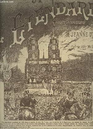 A L'ETENDARD - CHANT POPULAIRE EN L'HONNEUR DE JEANNE D'ARC + PIANO - POUR LE SOIR ...