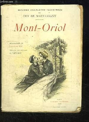 Mont-Oriol: MAUPASSANT Guy de