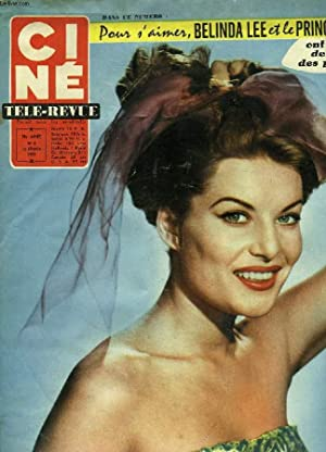 CINE REVUE, 39e ANNEE, N° 18, 20 FEV. 1959: COLLECTIF