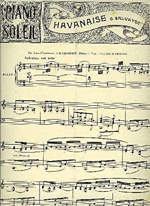 PIANO SOLEIL 22 MARS 1896, N°12: COLLECTIF