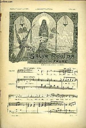 SUPPLEMENT MUSICAL AU N°2723 DE L'ILLUSTRATION: COLLECTIF