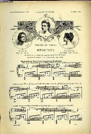 SUPPLEMENT MUSICAL AU N°2817 DE L'ILLUSTRATION: COLLECTIF