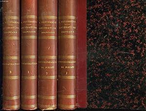 HISTOIRE DE LA LITTERATURE SOUS LE GOUVERNEMENT DE JUILLET. TOMES I ET II + HISTOIRE DE LA ...