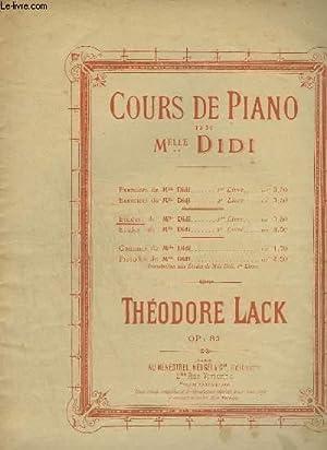 COURS DE PIANO DE MELLE DIDI : LACK THEODORE