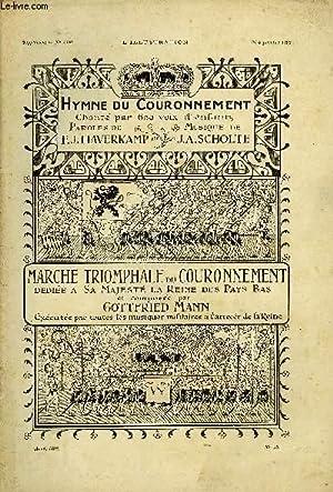 SUPPLEMENT MUSICAL AU N°2900 DE L'ILLUSTRATION: COLLECTIF