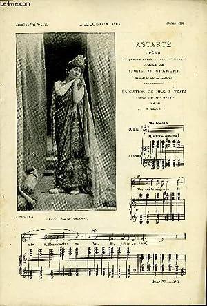 SUPPLEMENT MUSICAL AU N°3030 DE L'ILLUSTRATION: COLLECTIF