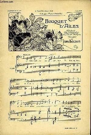 SUPPLEMENT MUSICAL AU N°3197 DE L'ILLUSTRATION: COLLECTIF