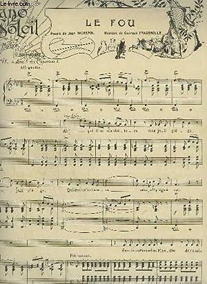 PIANO SOLEIL - N°5 DU 3 FEVRIER: FRAGEROLLE GEORGES /