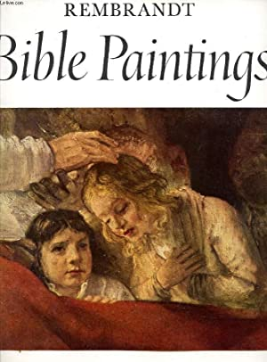 REMBRANDT: BIBLE PAINTINGS: SLIVE SEYMOUR