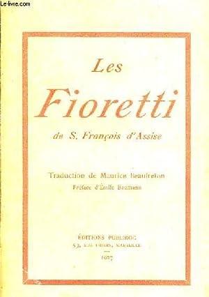 LES FIORETTI.: S.FRANCOIS D'ASSISE