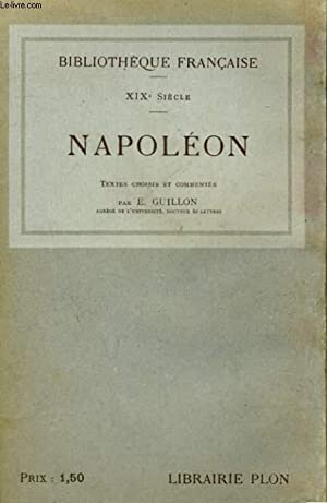 NAPOLEON: GUILLON E.